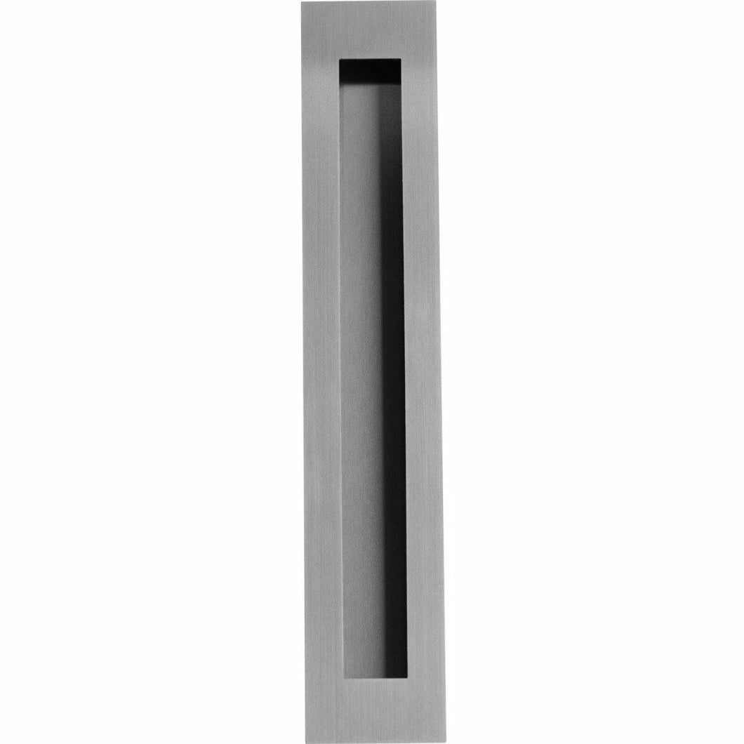 STAINLESS STEEL FLUSH HANDLE 300MM