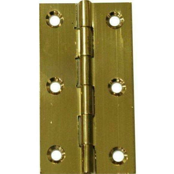 Solid brass butt hinge - Decor Handles