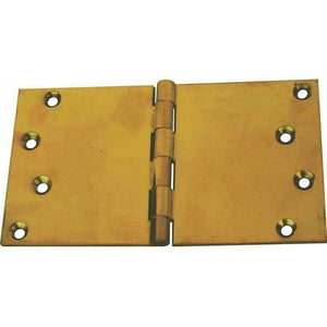Solid brass projection hinge