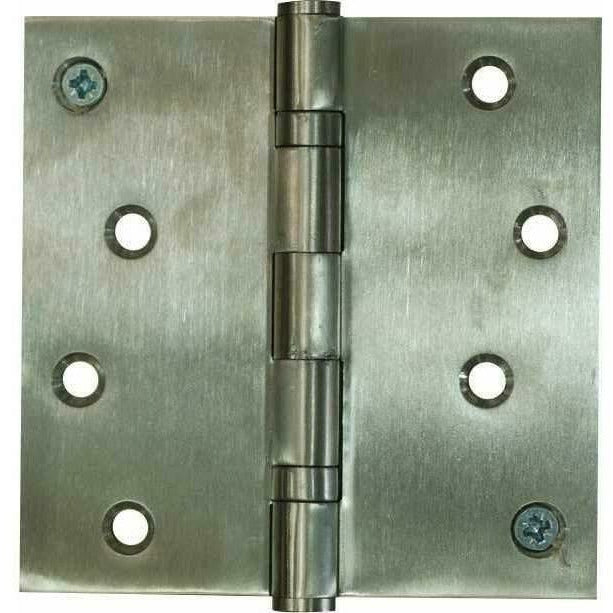 Stainless steel projection hinge - Decor Handles