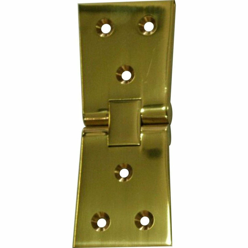 Solid brass heavy duty counter flap/each - Decor Handles