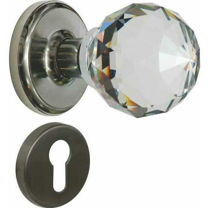 Crystal door knob - Decor Handles