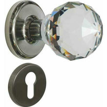 Load image into Gallery viewer, Crystal door knob