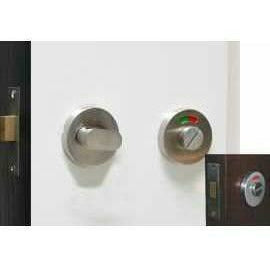 Stainless steel wc indicator - Decor Handles