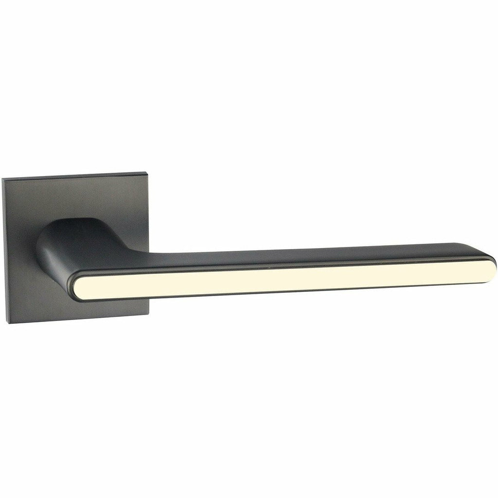 Two-tone slim lever handle - Decor Handles