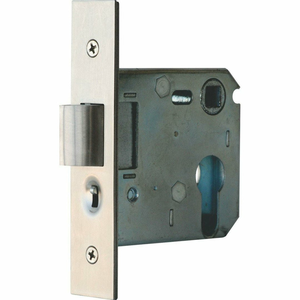 Gate latch lock with hold open (Lock Body Only) - Decor Handles