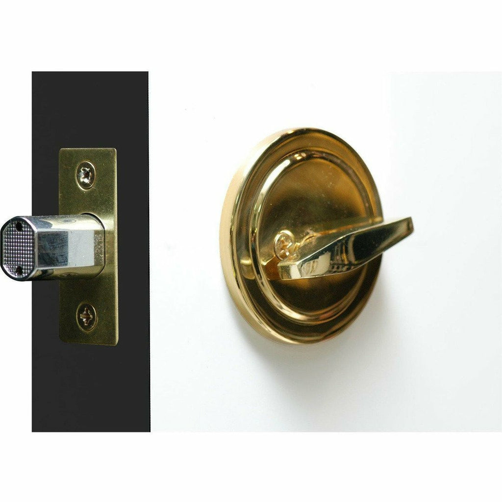 Single side dead bolt - Decor Handles
