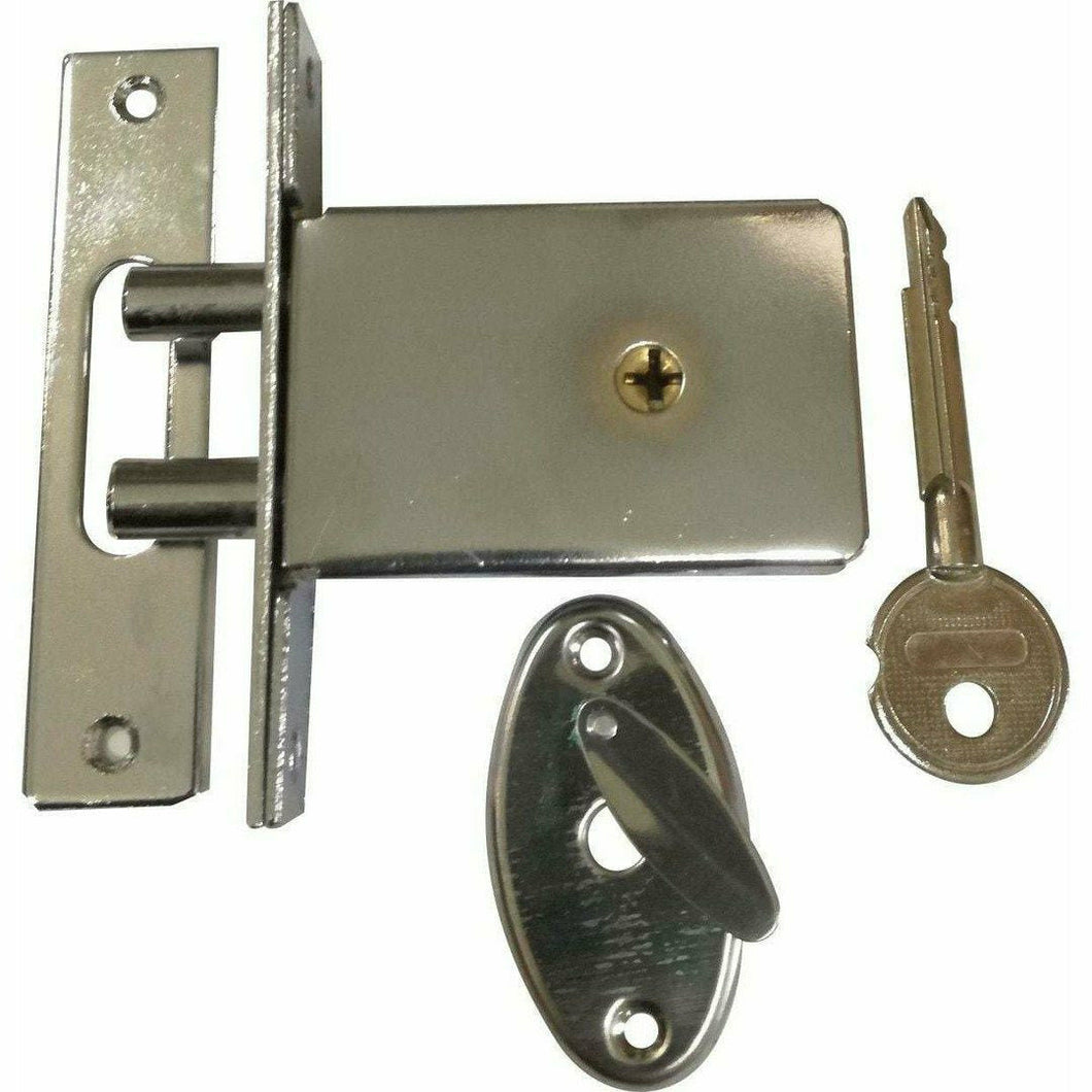 2 Pin lock with star key