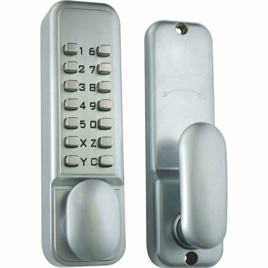Digital keypad lock - Decor Handles