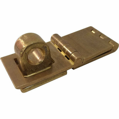 Double knuckle hasp and staple - Decor Handles