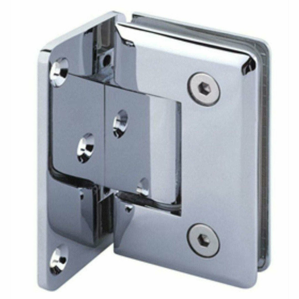 Glass shower hinge - Decor Handles