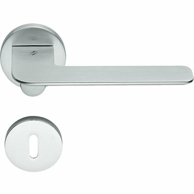 Exclusive Italian Lever Handle on Rose - Decor Handles