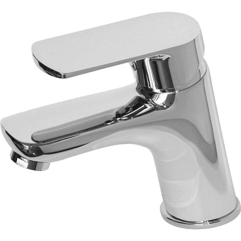 65mm Basin Mixer - Decor Handles