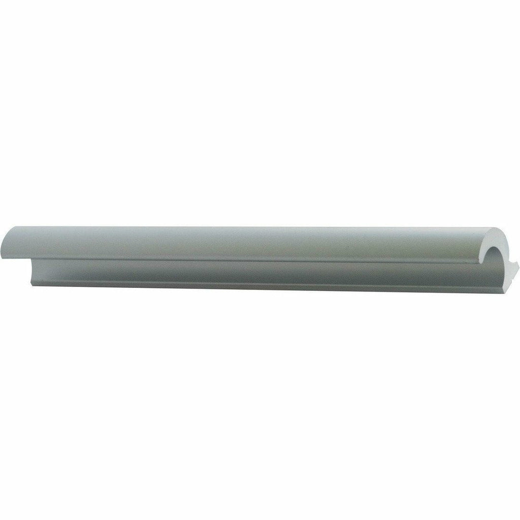 Aluminium grip handle - natural anodised. - Decor Handles