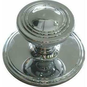 solid brass central knob