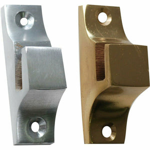 Solid brass wedge for wooden window handles - Decor Handles