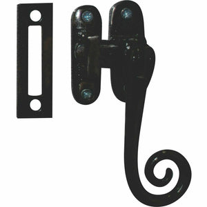 Wrought iron window handle - Decor Handles