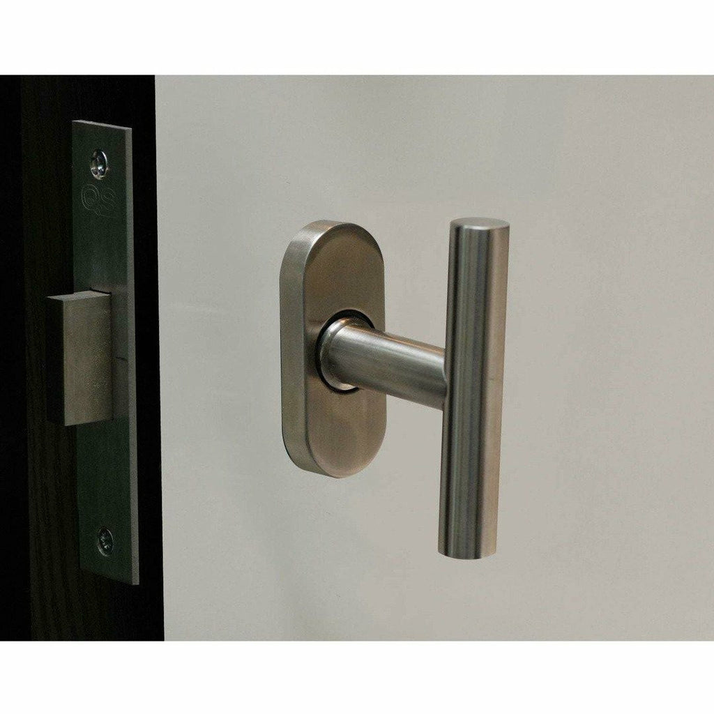 "Stainless steel ""T"" shaped window handle - Decor Handles"