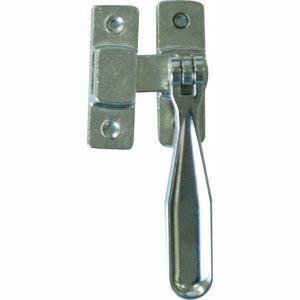 Chrome window handle for steel windows - Decor Handles
