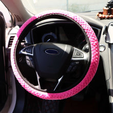Load image into Gallery viewer, Warm Plush Car Steering Cover