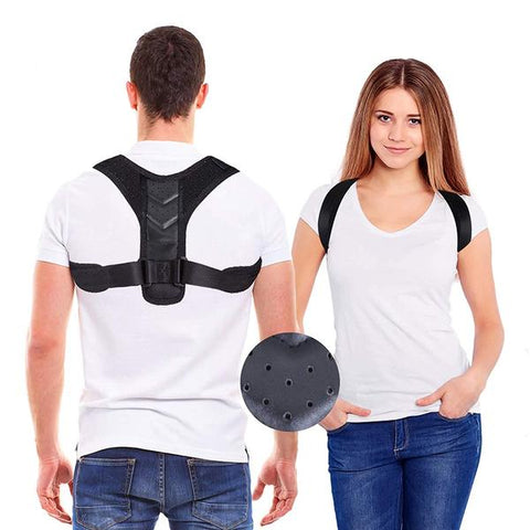 Swell Posture™ Therapy Back Brace Corrective Corrector for Men & Women