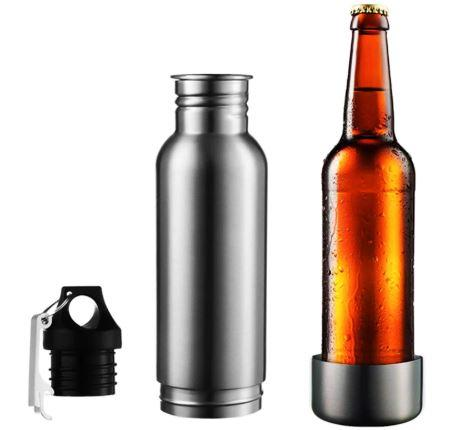Hidden Beer Bottle Cooler