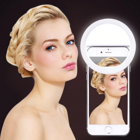 Portable LED Selfie Light