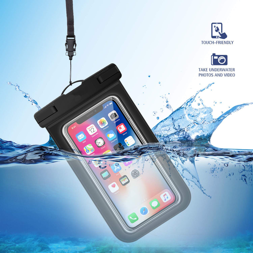 RocketBus™ Waterproof Pouch Case for Cellphones