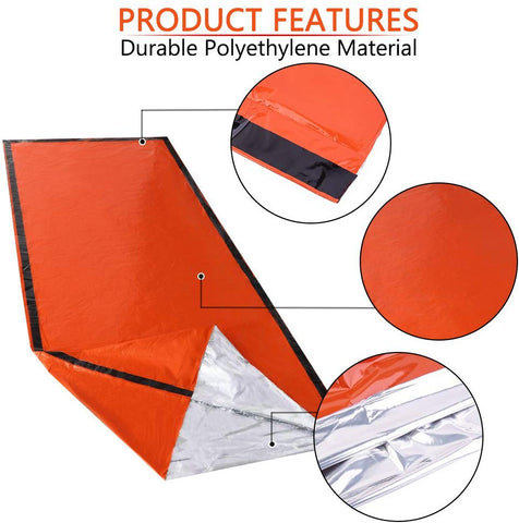Image of LifeSaver Sleeping Bag