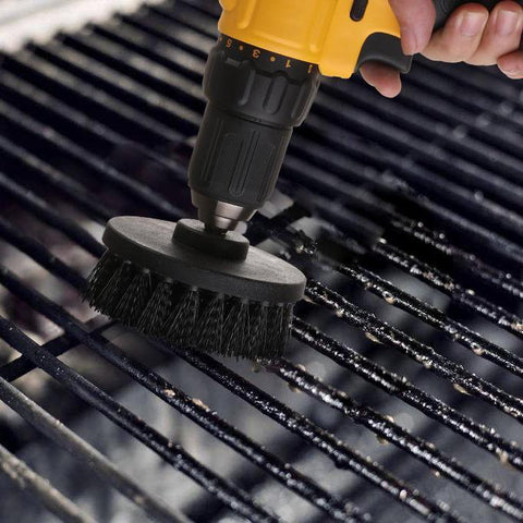 Powerful Scrubber Drill Brush Kit