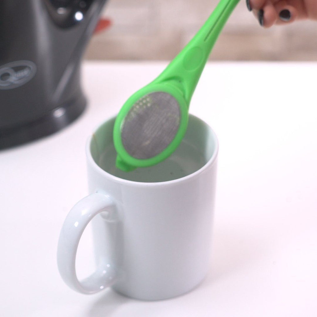 Silicone Tea Infusing Spoon