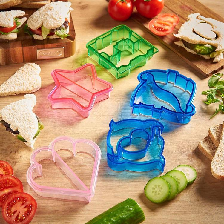 Sandwich Mold Cutters