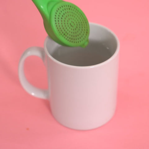 Image of Silicone Tea Infusing Spoon