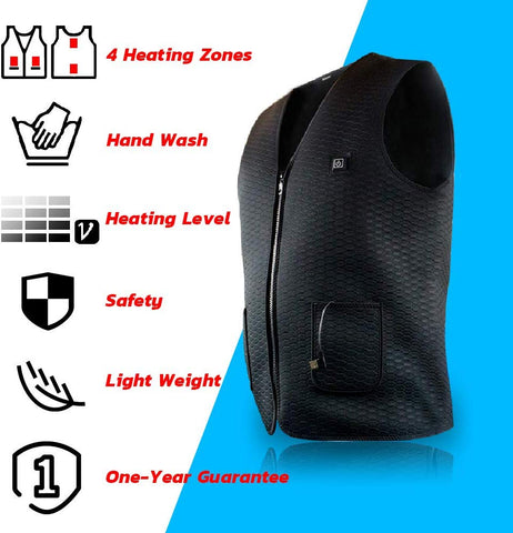 Massage Electric Heating Jacket