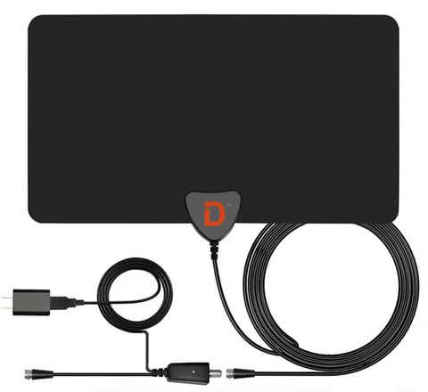 Dantenna High Definition Indoor TV Antenna