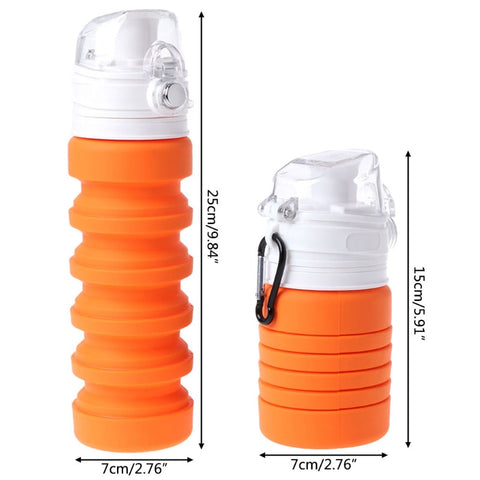 Image of Folding Water Bottle