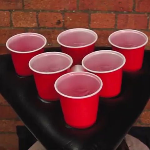 Image of Inflatable Beer Pong Hat