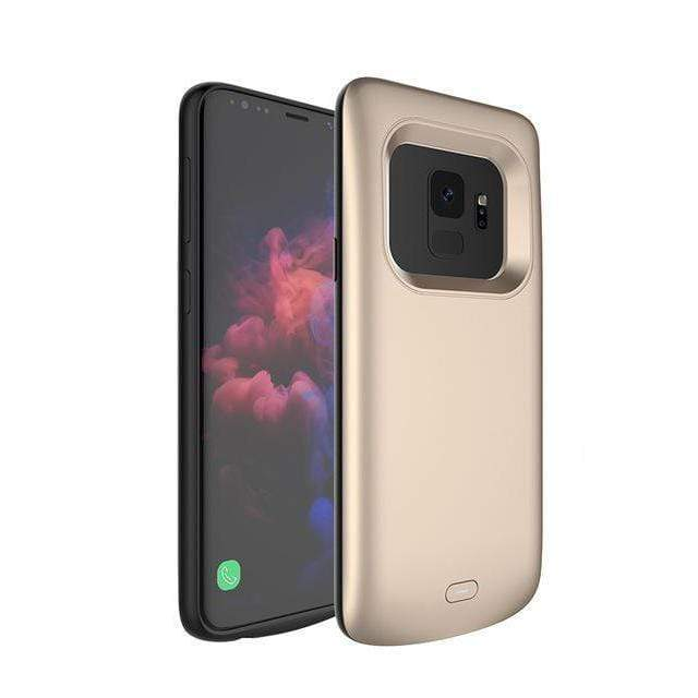 Ultra-Thin Anti Fall External Battery Case for Samsung Galaxy Note8 Note9 Back Cover