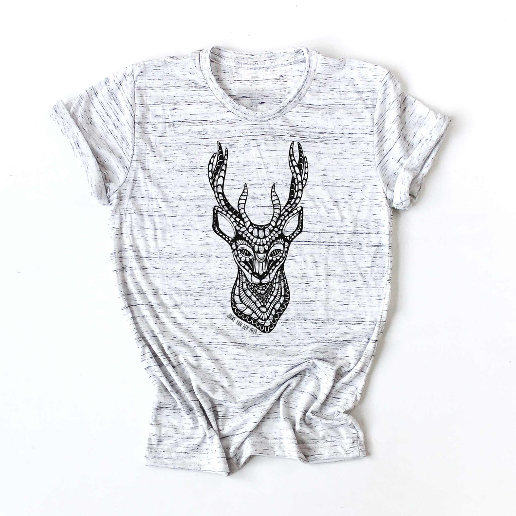 Tee Deer (text on the back)