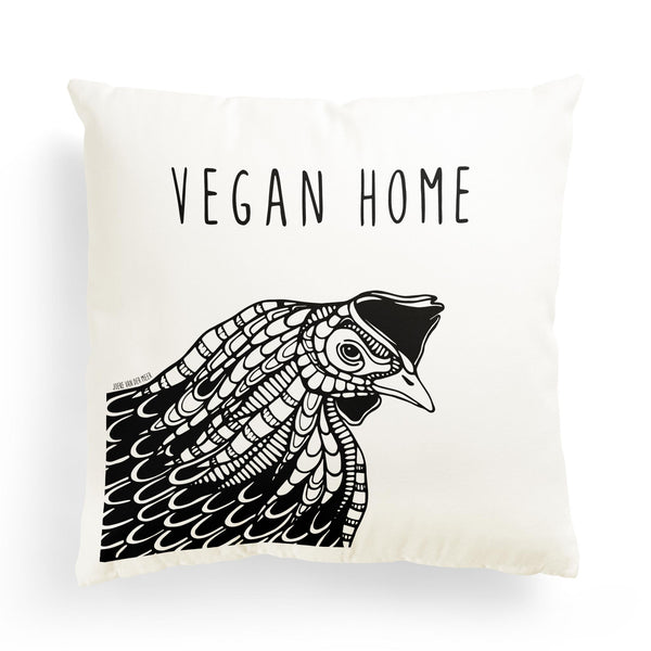 "Pillowcase Chicken ""Vegan Home"""