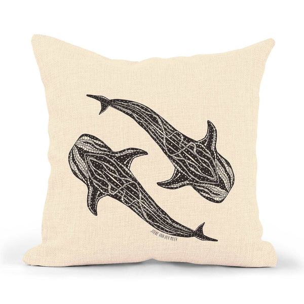 Pillowcase Whalesharks