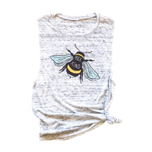 Load image into Gallery viewer, Tanktop Bee Kind