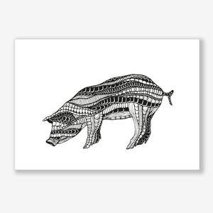 Pack of 3 Art Prints (A3) - Black & White Only