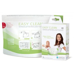Easy Clean Reusable Microwave Bag