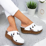 Women Fashion Bottom Vintage Sandals