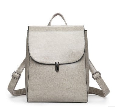 Leather Backpack Woman - [variant-title] - TheRightBuy4BackPacks.com