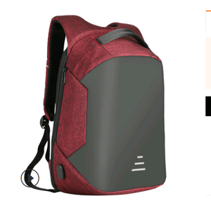 Anti Theft Laptop Backpacks, Adjustable Strap, Top Handler, Zipper - [1-Red-1-S] - TheRightBuy4BackPacks.com