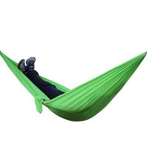 Portable Nylon Parachute Outdoor Double Hammock - [variant-title] - TheRightBuy4BackPacks.com