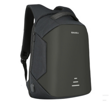 Load image into Gallery viewer, Anti Theft Laptop Backpacks, Adjustable Strap, Top Handler, Zipper - [1-Black-2-S] - TheRightBuy4BackPacks.com