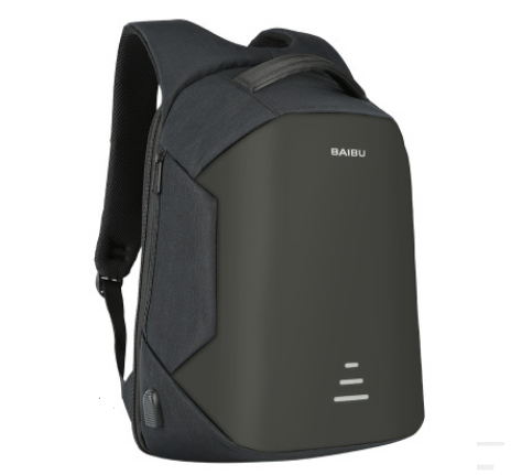 Anti Theft Laptop Backpacks, Adjustable Strap, Top Handler, Zipper - [1-Black-2-S] - TheRightBuy4BackPacks.com